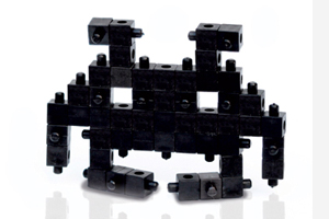spaceinvader-negro2