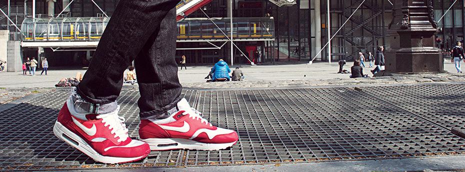 Nike Air Max @Pompidou