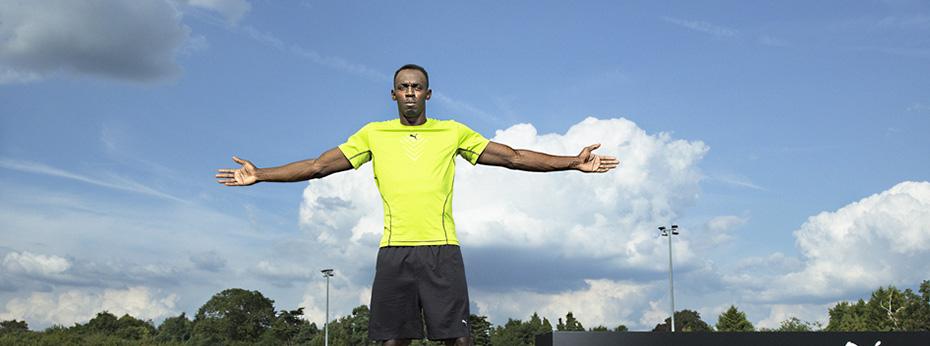 Usain Bolt celebra el 5to aniversario de su récord mundial