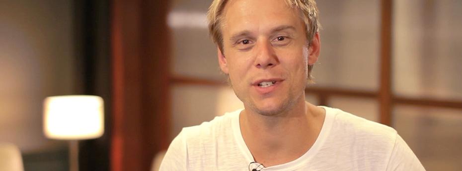 Vota tus 5 himnos favoritos de Armin van Buuren