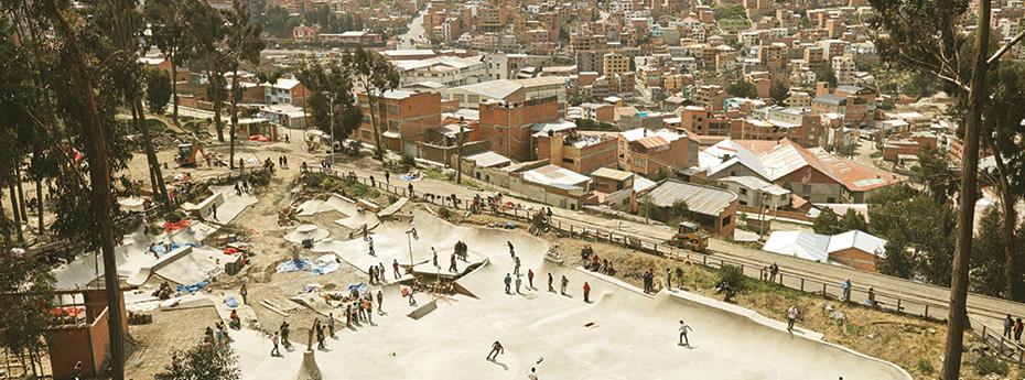 Levi's Skate Bolivia