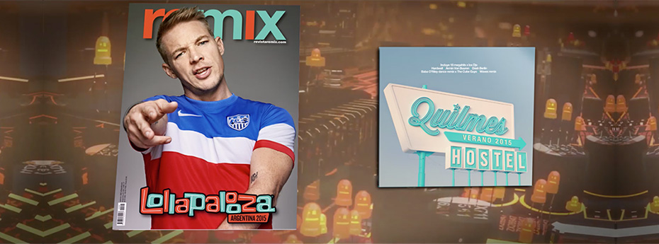Revista remix 208 – Lollapalooza 2015