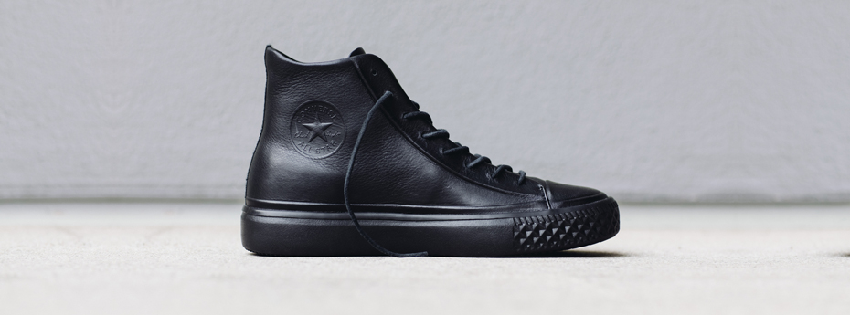 Converse revela las Chuck Modern Lux