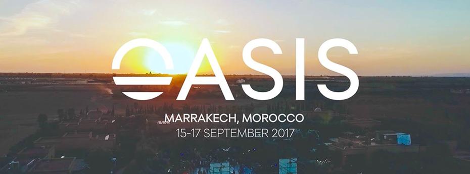 Morocco's Oasis Festival 2017