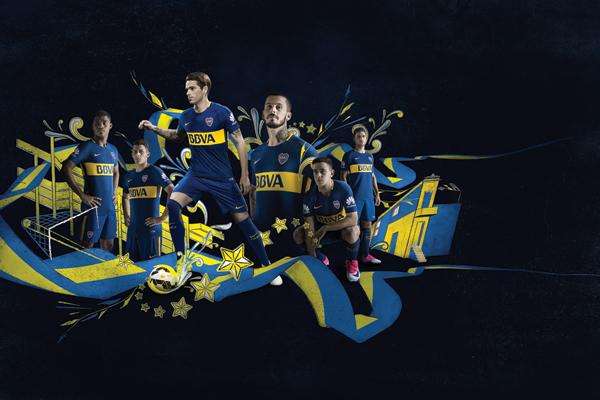 ... Boca Juniors en su próxima temporada. Luego de celebrar un nuevo  campeonato en su haber befdd2343d546