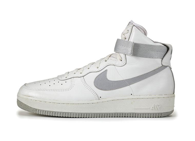 110b6c6ba5718 Nike  AirForce1 35 años – Zarpado