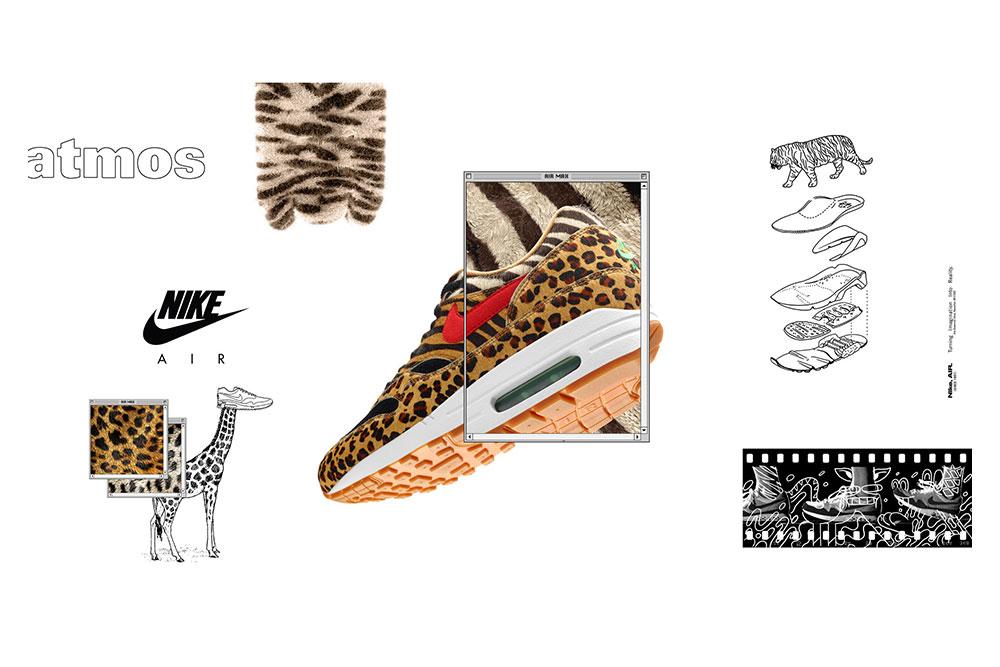 Nike Air Max Atmos Animal Pack 2.0 x Koji – Zarpado