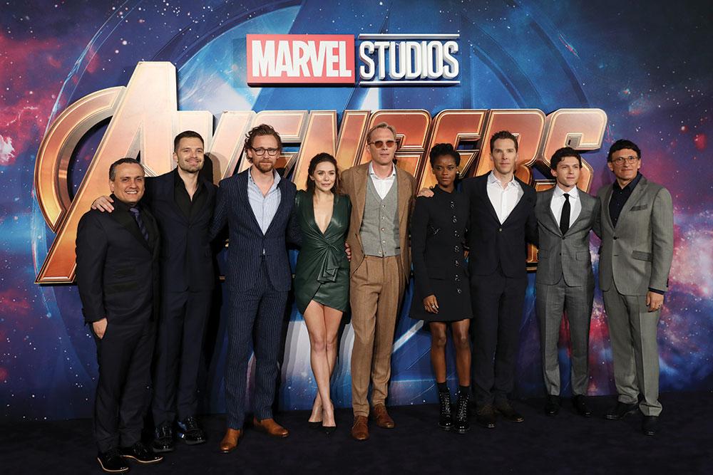 marvel studios organizo varios fan event antes del estreno de avengers infinitywar zarpado