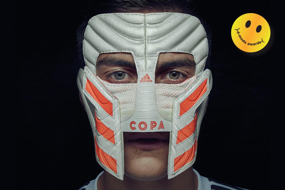 comprar vino Agotamiento  adidas Dybala Mask #dModeAwards – Zarpado