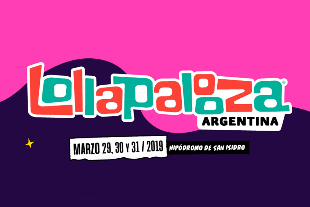 551079a38b5e Lollapalooza Argentina confirma los horarios de su 6ta edicion – Zarpado