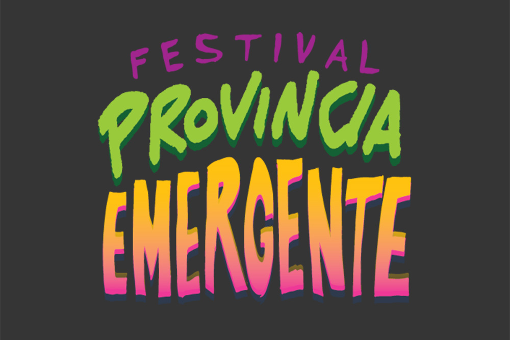Resultado de imagen para Llega la 4ta. Edición del Festival Provincia Emergente a La Plata