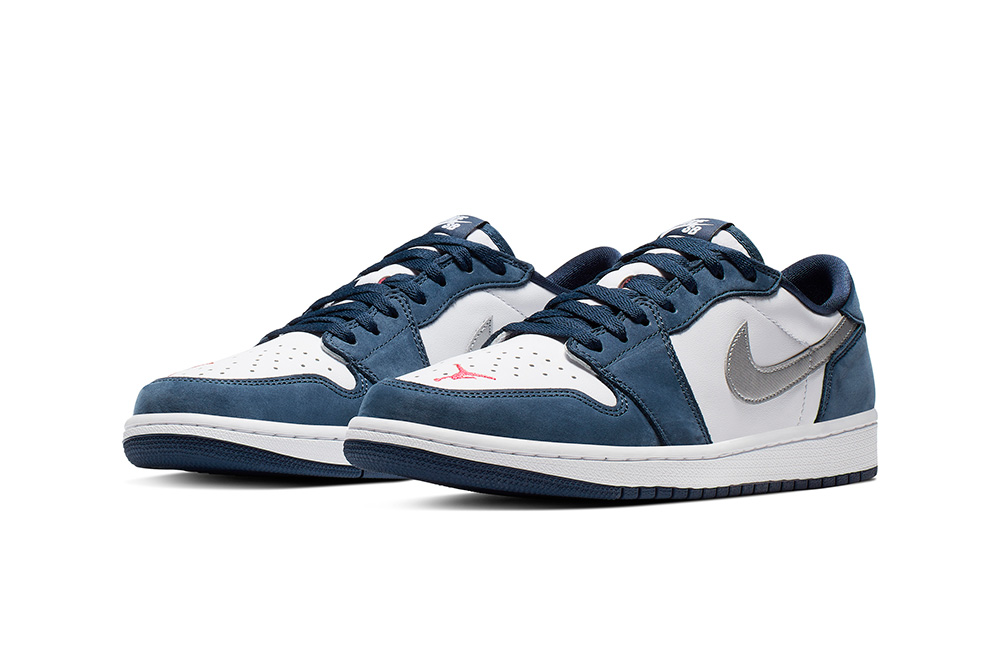 Expectativa Agregar Simplificar  Nike SB Air Jordan 1 Low x Eric Koston – Zarpado