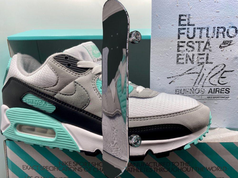 es inutil Útil Armonía  Nike Sportswear festeja ¨ El Futuro esta en el Aire¨ con el Club de  Reparadores y Longboard Girls Crew – Zarpado